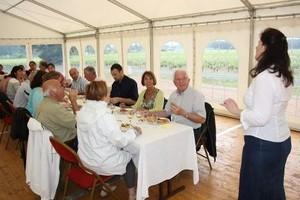 Juin 2010 - Buffet Campagnard