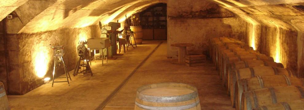 Cave Deutz du Château de l