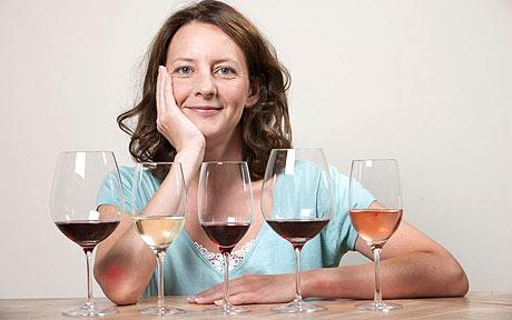 Victoria Moore, Telegraph wine correspondent