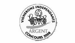 Vignerons Indépendants - médaille d