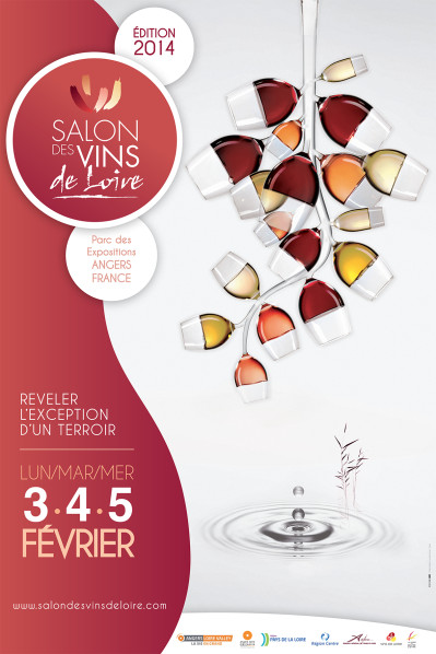 Salon d angers affiche for Salon du vin champerret
